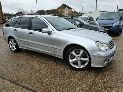 used Mercedes C200 C Class 2.1CDI Classic SE 5dr