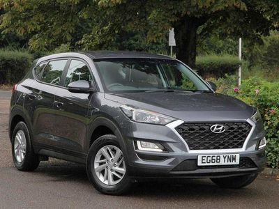 used Hyundai Tucson 1.6 Gdi S Connect 5Dr 2Wd