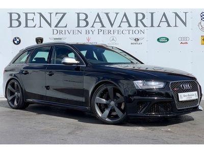 used Audi RS4 AVANT S TRONIC QUATTRO