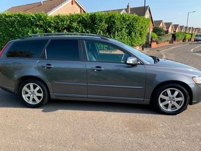 used Volvo V50 Estate 2.0D SE (06/07-05/10) 5d