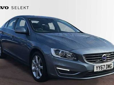 used Volvo S60 T4 SE Lux Nav Automatic (Winter Pack, Rear Park Assist, City Safety)