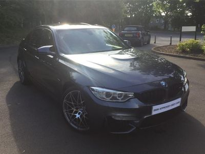 used BMW M3 M3 SALOON4dr DCT [Competition Pack] 2017/17