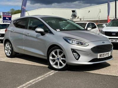used Ford Fiesta 1.0T EcoBoost Titanium (s/s) 5dr