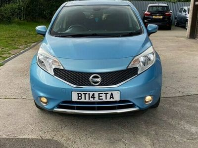used Nissan Note 1.5dCi Acenta Premium (Style Pack)