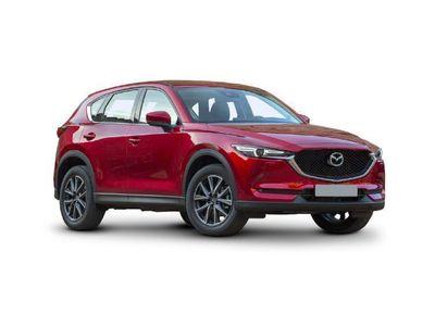 used Mazda CX-5 2.0 Sport Nav 5dr estate