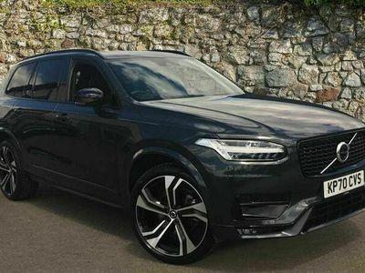 used Volvo XC90 2.0 T5 [250] R DESIGN Pro 5dr AWD Gtron suv 2020