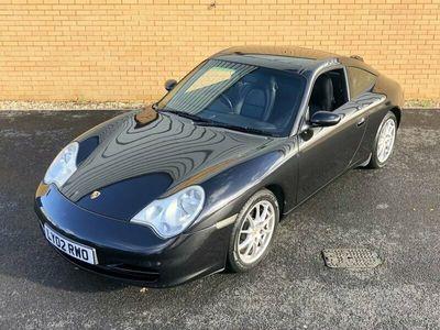 used Porsche 996 // 3.6 // TARGA // 316 BHP // Px swap 2dr