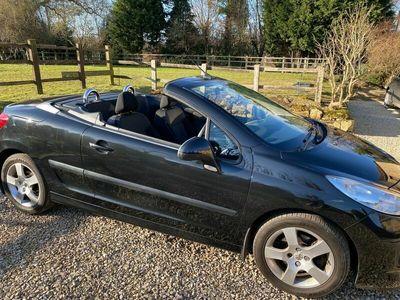 used Peugeot 207 CC 1.6 VTi Sport 2dr