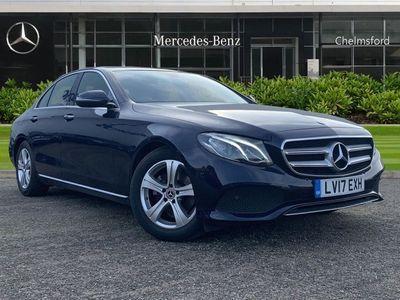 used Mercedes E200 E-ClassSE Premium 4dr 9G-Tronic