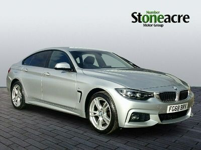 used BMW 420 4 Series d [190] xDrive M Sport 5dr Auto [Prof Media]