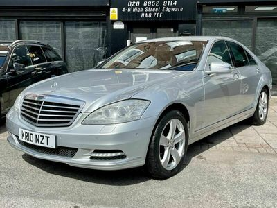used Mercedes S350 S Class 3.0CDI BlueEFFICIENCY 7G-Tronic 4dr