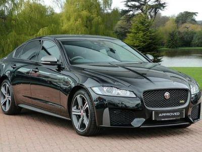 used Jaguar XF 3.0 V6 Diesel (300PS) 300 SPORT Auto diesel saloon