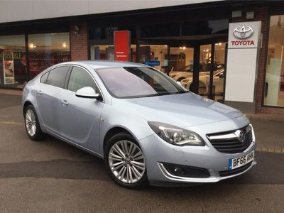 used Vauxhall Insignia 2.0 Cdti [170] Tech Line 5Dr Auto