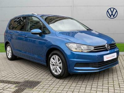 used VW Touran 1.5 Tsi Evo Se 5Dr Dsg
