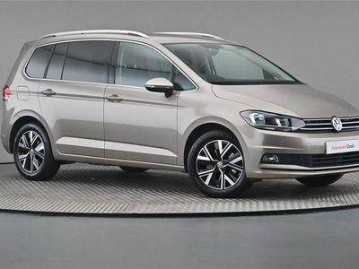 used VW Touran 1.5 TSI EVO SEL 5dr DSG