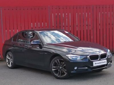 used BMW 318 3 Series d Sport 4dr Step Auto