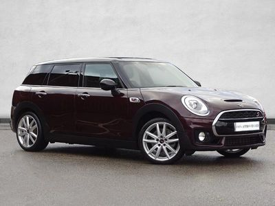 used Mini Cooper Clubman 2018 Doncaster 2.0 S 6dr Auto [JCW Chili Pack]