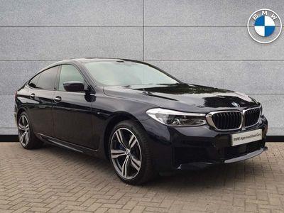 used BMW 640 i xDrive M Sport GT