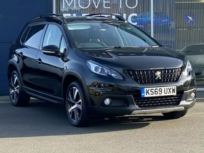 used Peugeot 2008 1.2 PureTech 110 GT Line 5dr [6 Speed]