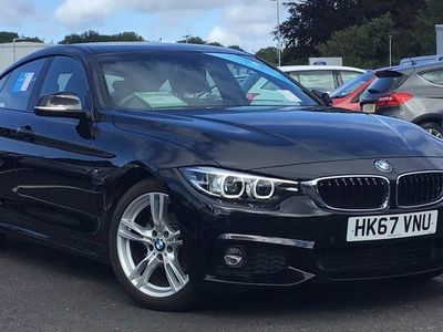 used BMW 420 4 Series I M Sport 5Dr [Professional Media]