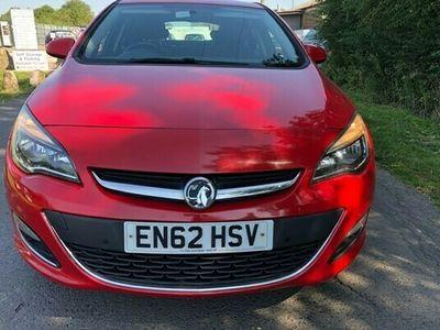 used Vauxhall Astra SRI