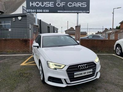 used Audi A3 1.4 TFSI S LINE 4d 148 BHP *NATIONWIDE DELIVERY AVAILABLE*