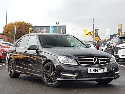 used Mercedes C250 C ClassCDI AMG Sport Edition 4dr Auto [Premium] 2.2