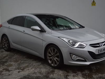 used Hyundai i40 PREMIUM CRDI AUTO
