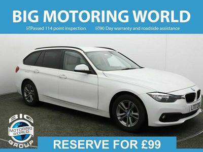 used BMW 320 3 Series D ED PLUS TOURING for sale | Big Motoring World