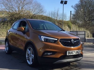 used Vauxhall Mokka 1.6i Design Nav 5dr Petrol Hatchback