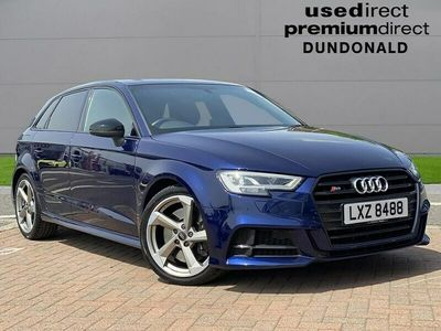 used Audi A3 S3 Tfsi Quattro Black Edition 5Dr S Tronic 2.0
