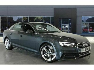 used Audi A4 2.0T FSI S Line 4dr S Tronic
