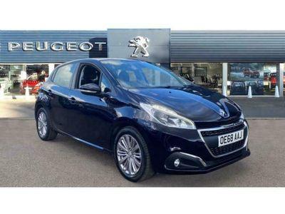 used Peugeot 208 1.2 PureTech 82 Signature 5dr [Start Stop] Petrol Hatchback