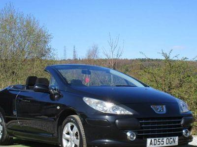 used Peugeot 307 PETROL MANUAL CONVERTIBLE 2 DOORS