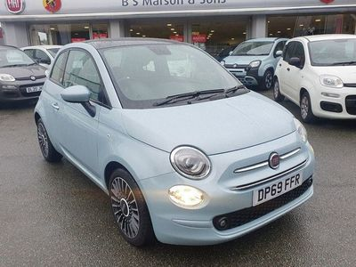 used Fiat 500 1.0 Mild Hybrid Launch Edition 3dr