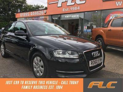 used Audi A3 1.6 TDI 3d 103 BHP SAT NAV + BLUETOOTH + AIR CON