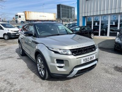 used Land Rover Range Rover evoque 2.0 SI4 DYNAMIC 5d 240 BHP