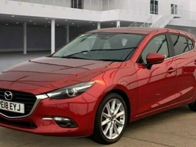 used Mazda 3 Hatchback SkyActiv-G 120ps Sport Nav 5d