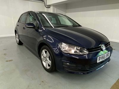 used VW Golf 1.6 TDI BlueMotion Tech Match Edition (s/s) 5dr