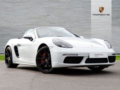 used Porsche Boxster Boxster 20182.5 S 2dr PDK 2018