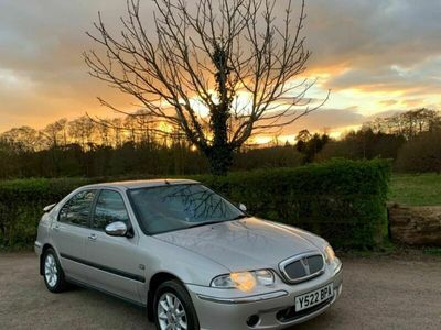 used Rover 45 1.4 Impression S 5dr