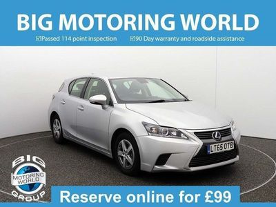 used Lexus CT200h S for sale | Big Motoring World