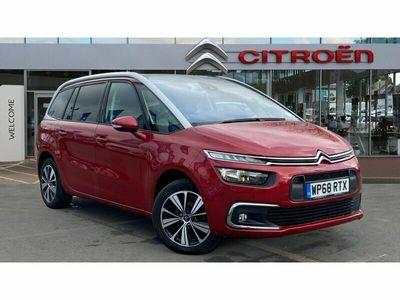 used Citroën C4 Grand1.2 PureTech 130 Feel 5dr EAT8 Petrol Estate