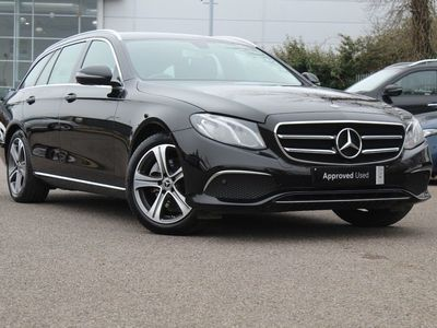 used Mercedes E200 E CLASS 2019 Portsmouth5dr 9G-Tronic