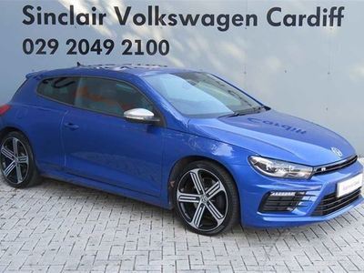 used VW Scirocco 2.0 TSI R 280PS DSG 3Dr Coupe