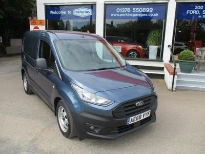 used Ford Transit Courier 1.5 Tdci 100Ps Sport Van [6 Speed]