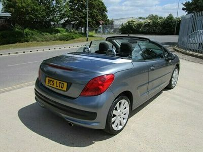 used Peugeot 207 CC GT COUPE 2-Door Convertible 2009