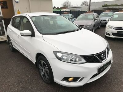 used Nissan Pulsar 1.2 VISIA DIG-T XTRONIC 5d 115 BHP