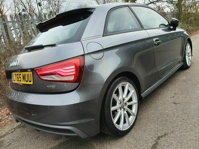 used Audi A1 1.4 TFSI CoD S line S Tronic (s/s) 3dr
