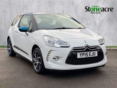 used Citroën DS3 1.6 e-HDi DStyle 3dr